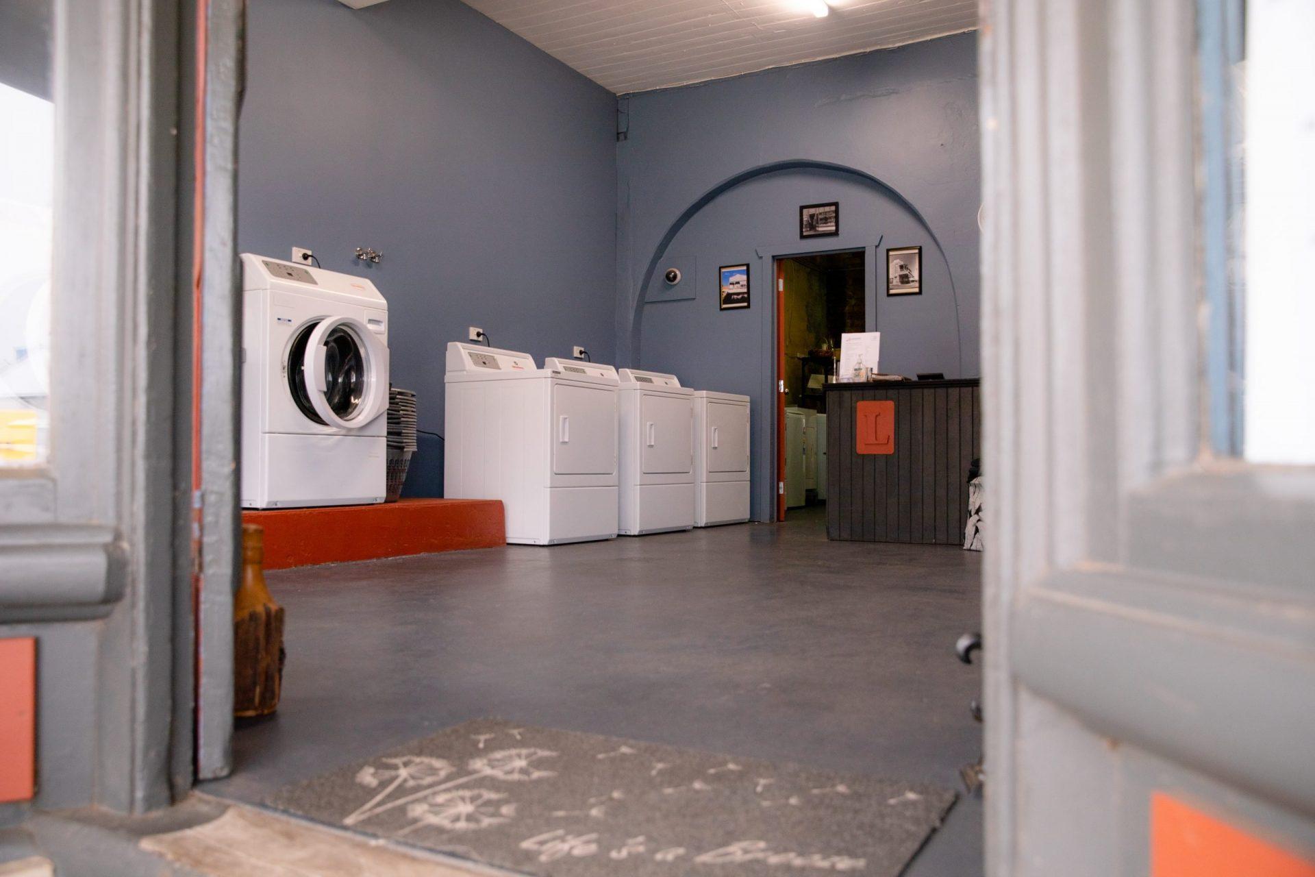 Laundry on Kelly