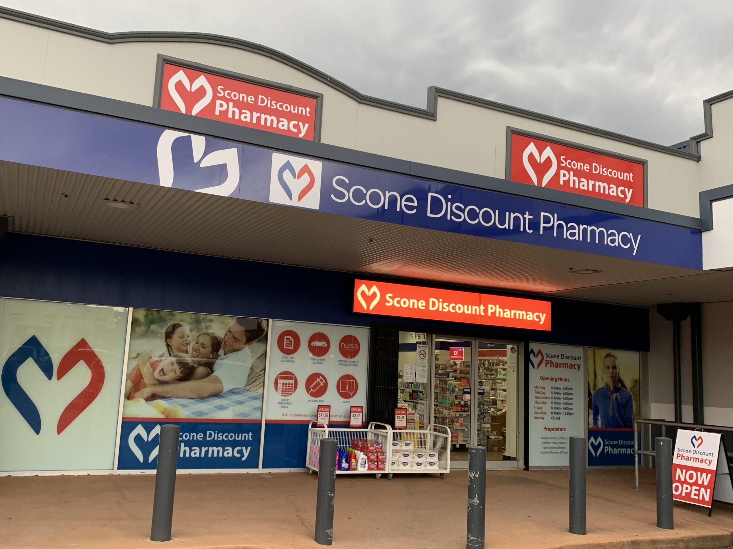 Scone Discount Pharmacy