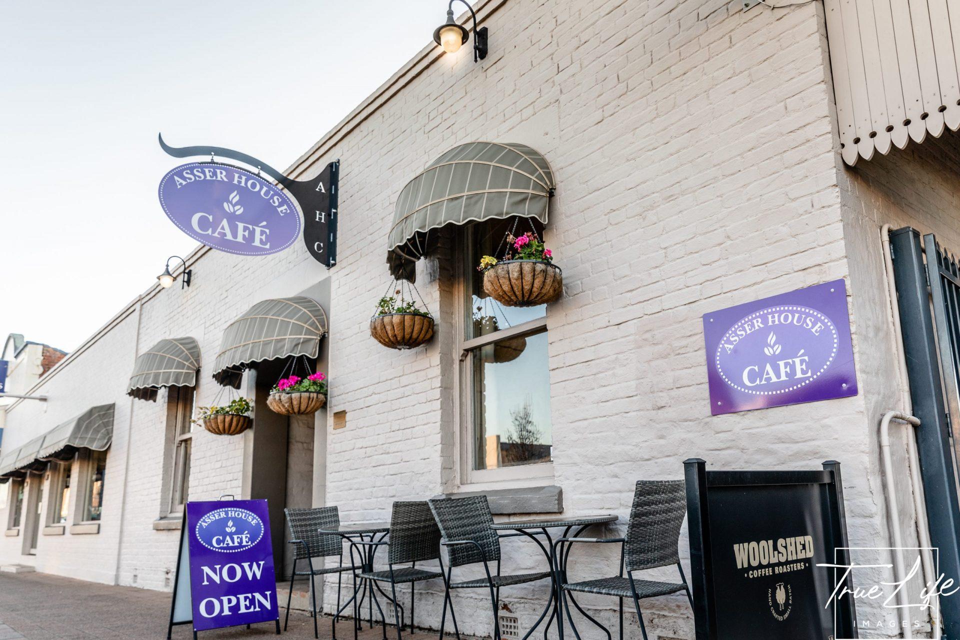 Asser House Cafe